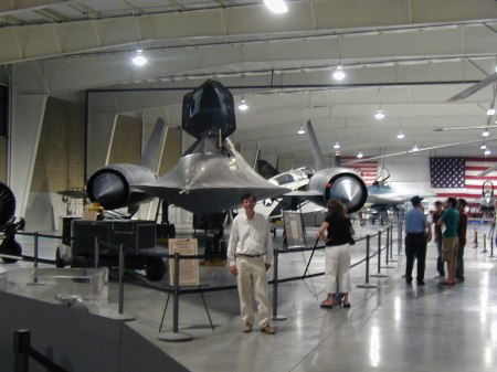 Hill Aerospace Museum, Hill Air Force Base, Ogden, Utah, August 19, 2006