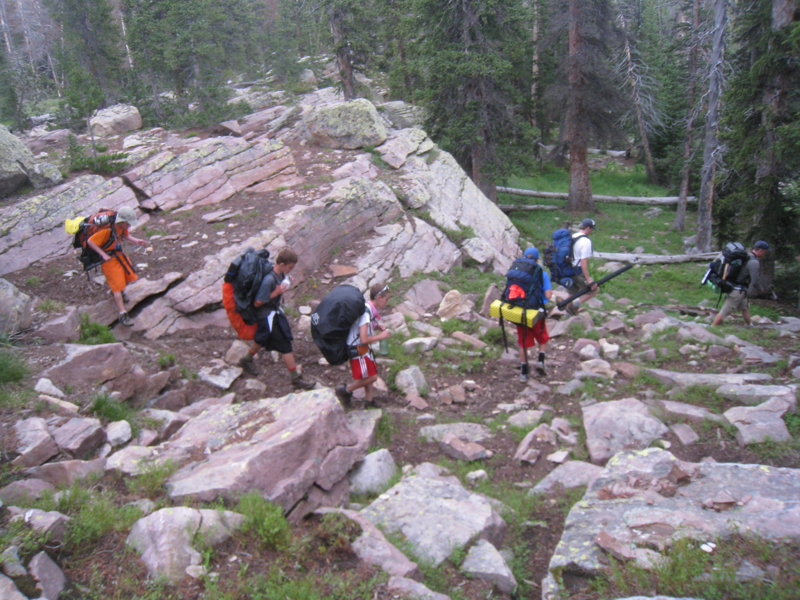 Hiking And Backpacking Merit Badge Sabis Bulldog Athletics