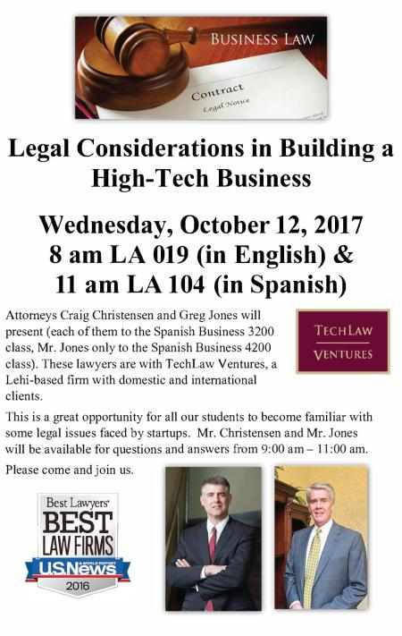 flyer-venturetech-presentation-fall-2017-digital-display